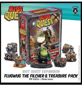 Privateer Press Riot Quest Treasure Pack & Flugwug