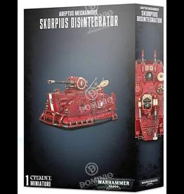 Games Workshop Adeptus Mechanicus Skorpius Disintegrator