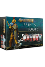 Games Workshop AOS PAINTS+TOOLS