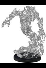 Wizkids Medium Fire Elemental: PF Deep Cuts Unpainted Miniatures