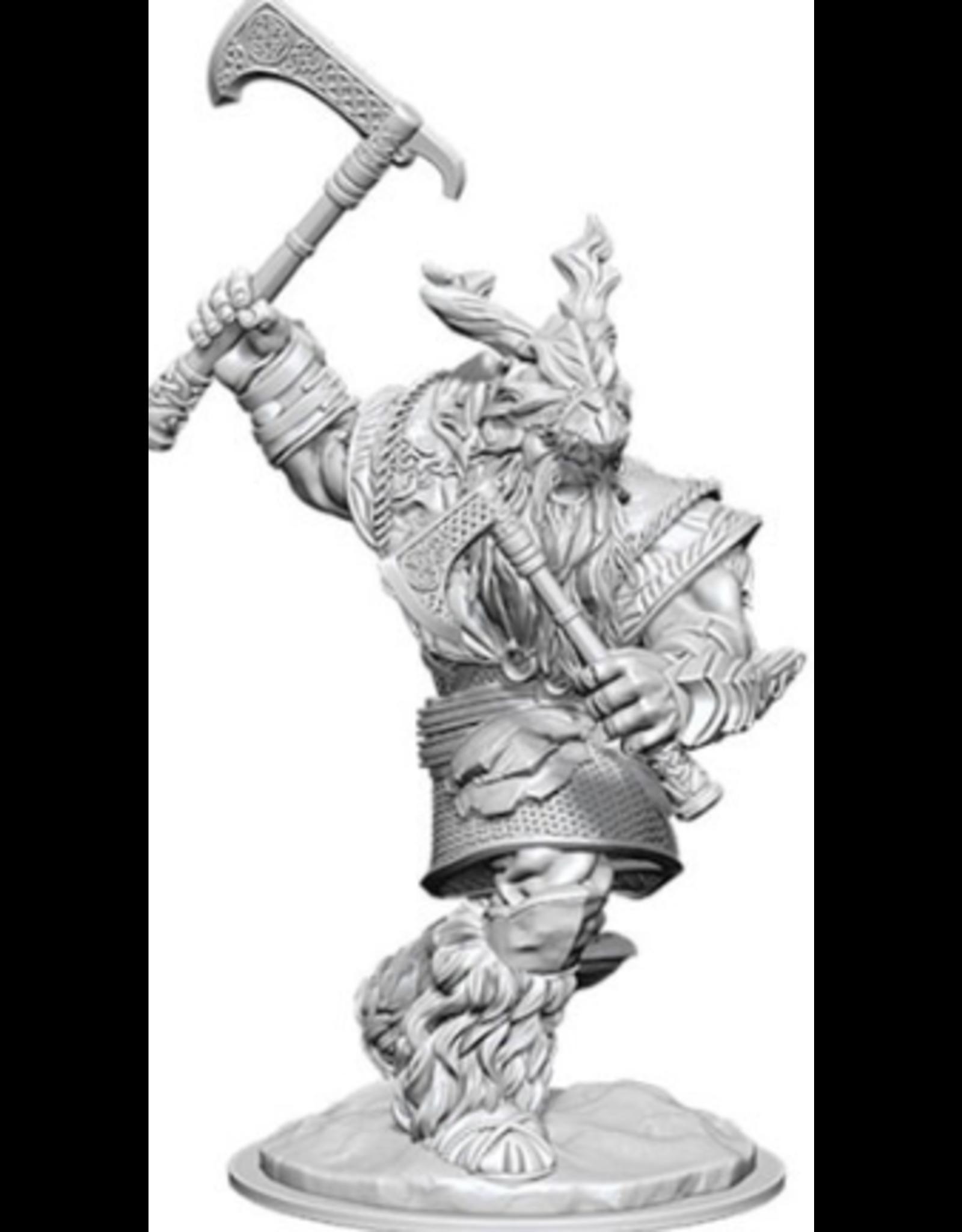 Wizkids Frost Giant Male: D&D Nolzurs Marvelous Unpainted Minis