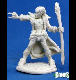Reaper Bones: Damien Hellborn Wizard