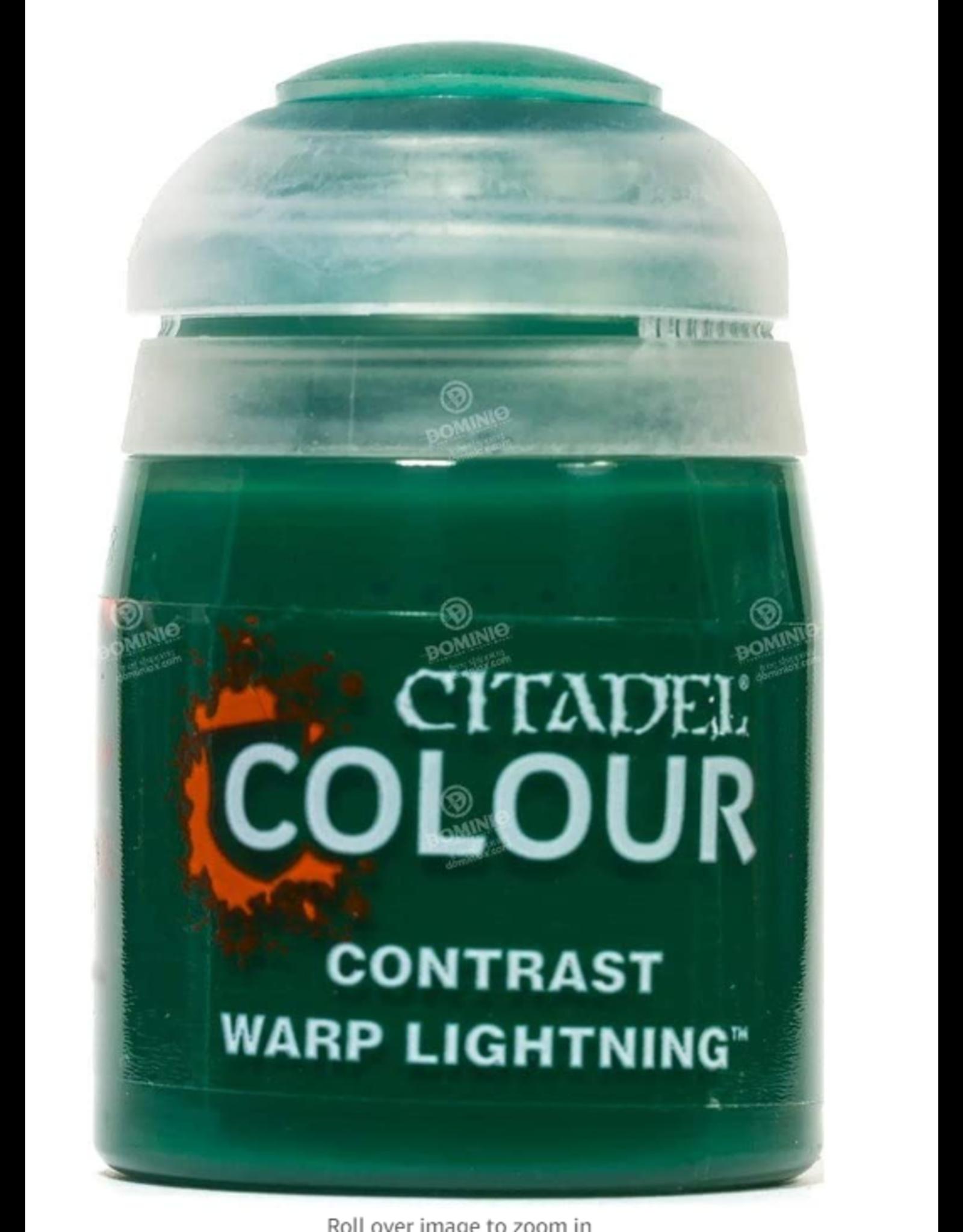 Games Workshop CONTRAST: WARP LIGHTNING (18ML)