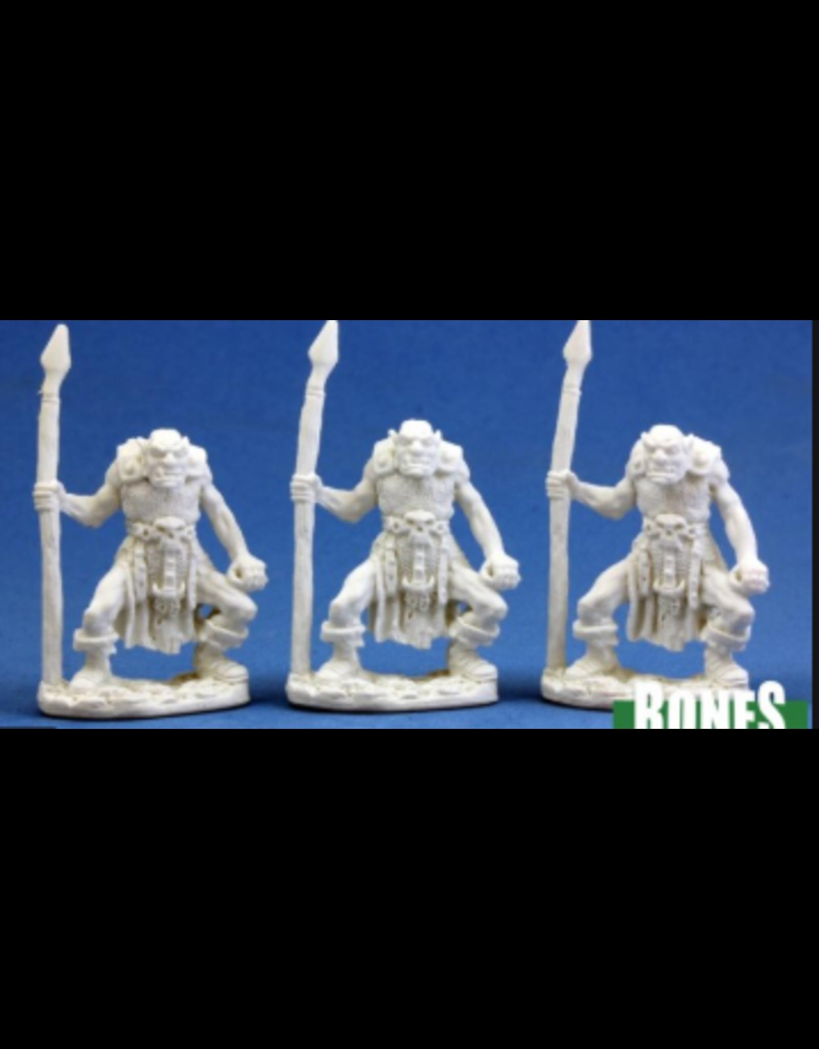 Reaper Bones: Orc Spearmen (3)