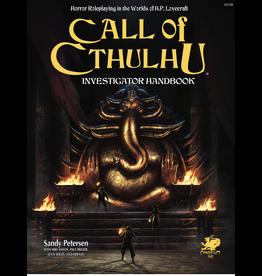 Chaosium Inc. Call of Cthulhu RPG Investigator's Handbook