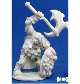 Reaper Dark Heaven Bones: Kavorgh Orc Warboss