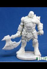 Reaper Bones: Anval Thricedamned Evil Warrior