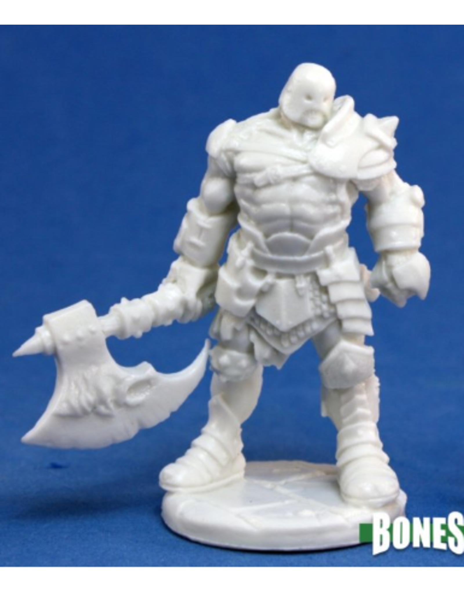 Reaper Dark Heaven Bones: Anval Thricedamned Evil Warrior