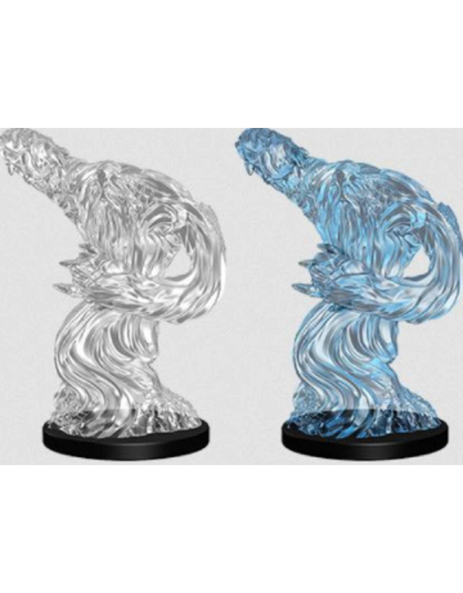 Wizkids Medium Water Elemental: PF Deep Cuts Unpainted Miniatures