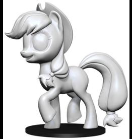 Wizkids Applejack: My Little Pony Deep Cuts Unpainted Miniatures