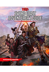 Wizards of the Coast D&D 5th Edition: Sword Coast Adventurer's Guide