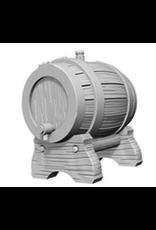 Wizkids Keg Barrels: PF Deep Cuts Unpainted Minis