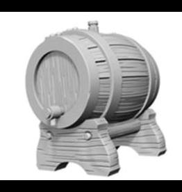 Wizkids PF Deep Cuts Unpainted Minis: Keg Barrels