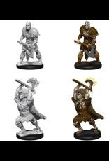 Wizkids W10 Male Goliath Barbarian: D&D Nolzurs Marvelous Unpainted Minis