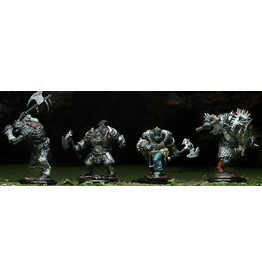 Wizkids D&D Miniatures Icons of the Realms Monster Pack: Village Raiders