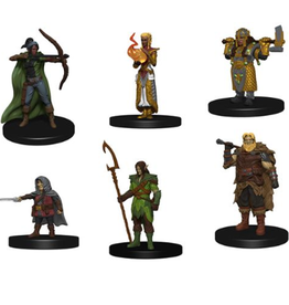 Wizkids D&D Miniatures: Icons of the Realms Starter Set