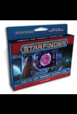 Paizo Starfinder RPG: Deck of Many Worlds
