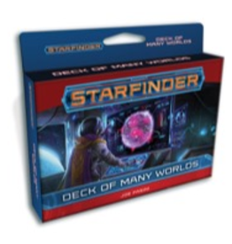 Paizo Starfinder RPG: Deck of Many Worlds