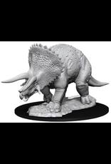 Wizkids Triceratops: D&D Nolzurs Marvelous Unpainted Minis