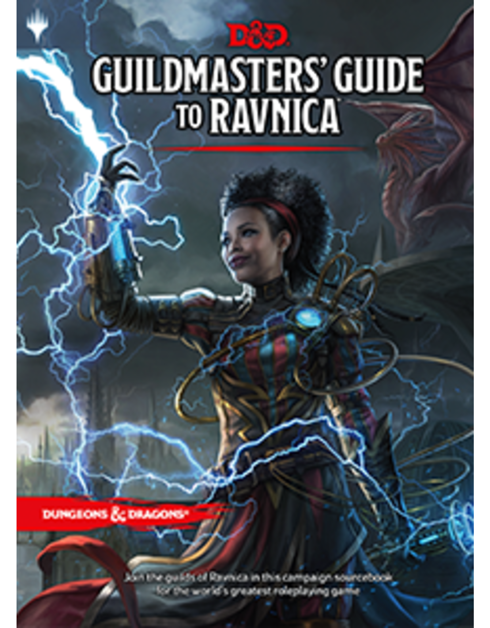 Wizards of the Coast D&D 5th Edition: Guildmasters' Guide to Ravnica
