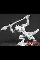 Reaper Dark Heaven Bones: Lizardman Soldier