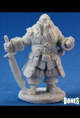 Reaper Dark Heaven Bones: Barnabus Frost Pirate Captain