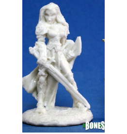 Reaper Bones: Finari Female Paladin