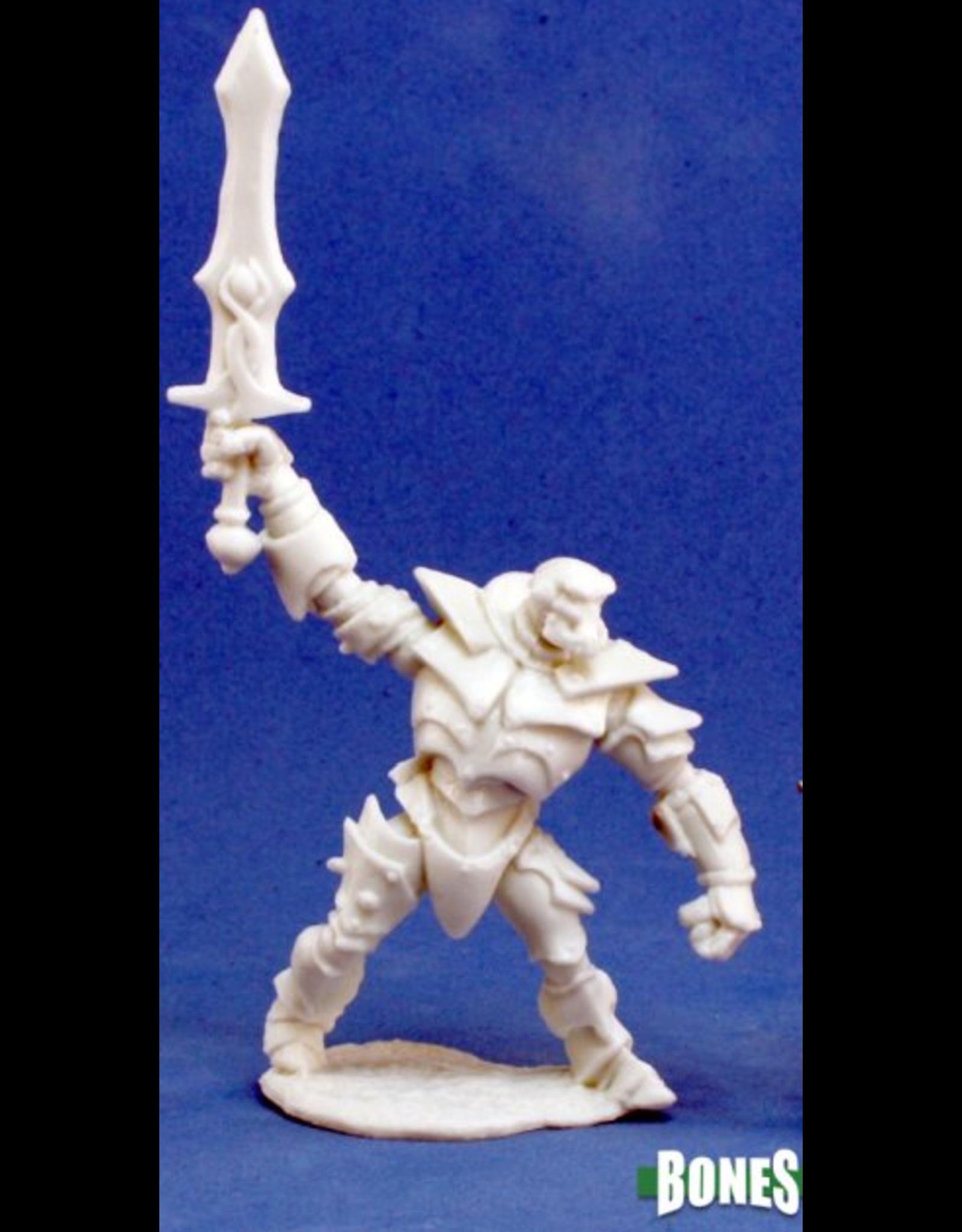 Reaper Bones: Battleguard Golem