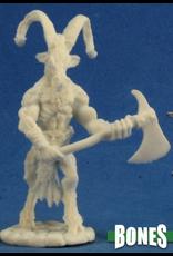 Reaper Dark Heaven Bones: Beastman Warrior 2