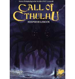 Chaosium Inc. Call of Cthulhu RPG 7th edition