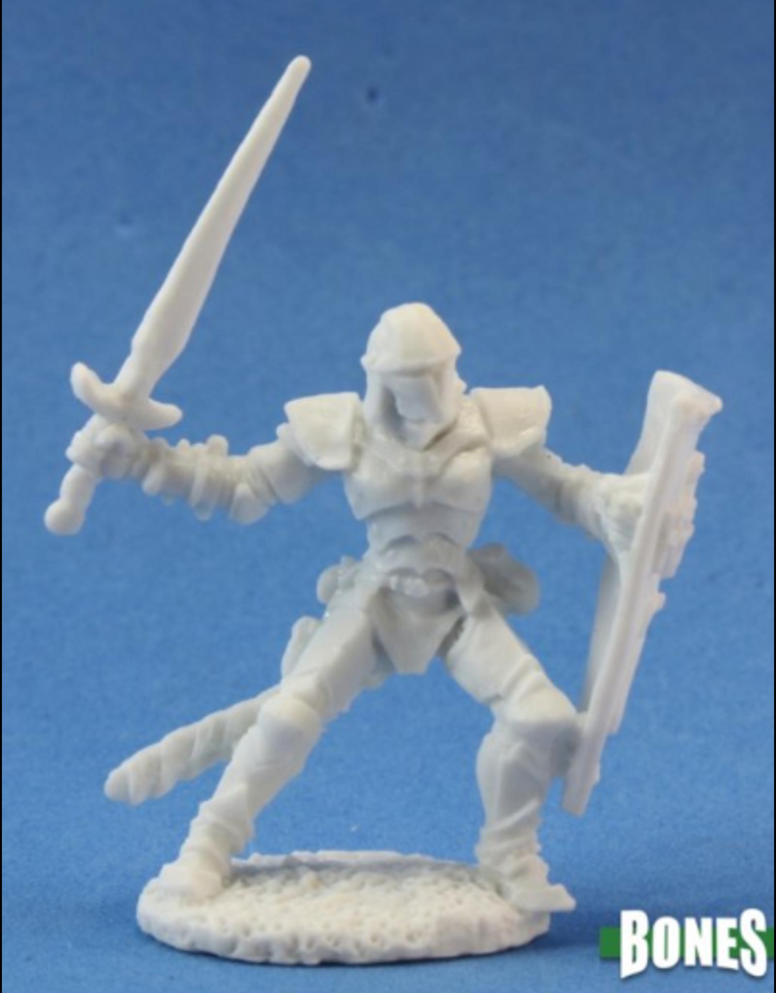 Reaper Dark Heaven Bones: Barnabas, Human Warrior