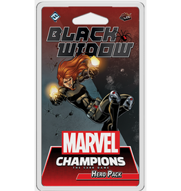 Fantasy Flight Games PREORDER: Marvel Champions LCG: Black Widow Hero Pack