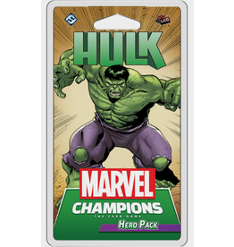 Fantasy Flight Games PREORDER: Marvel Champions LCG: Hulk Hero Pack