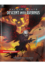 Wizards of the Coast D&D 5th Edition: Baldur's Gate - Descent into Avernus
