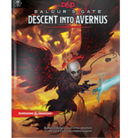 Wizards of the Coast D&D 5th Edition: Baldur's Gate - Descent into Avernus