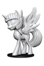 Wizkids Twilight Sparkle: My Little Pony Deep Cuts Unpainted Miniatures