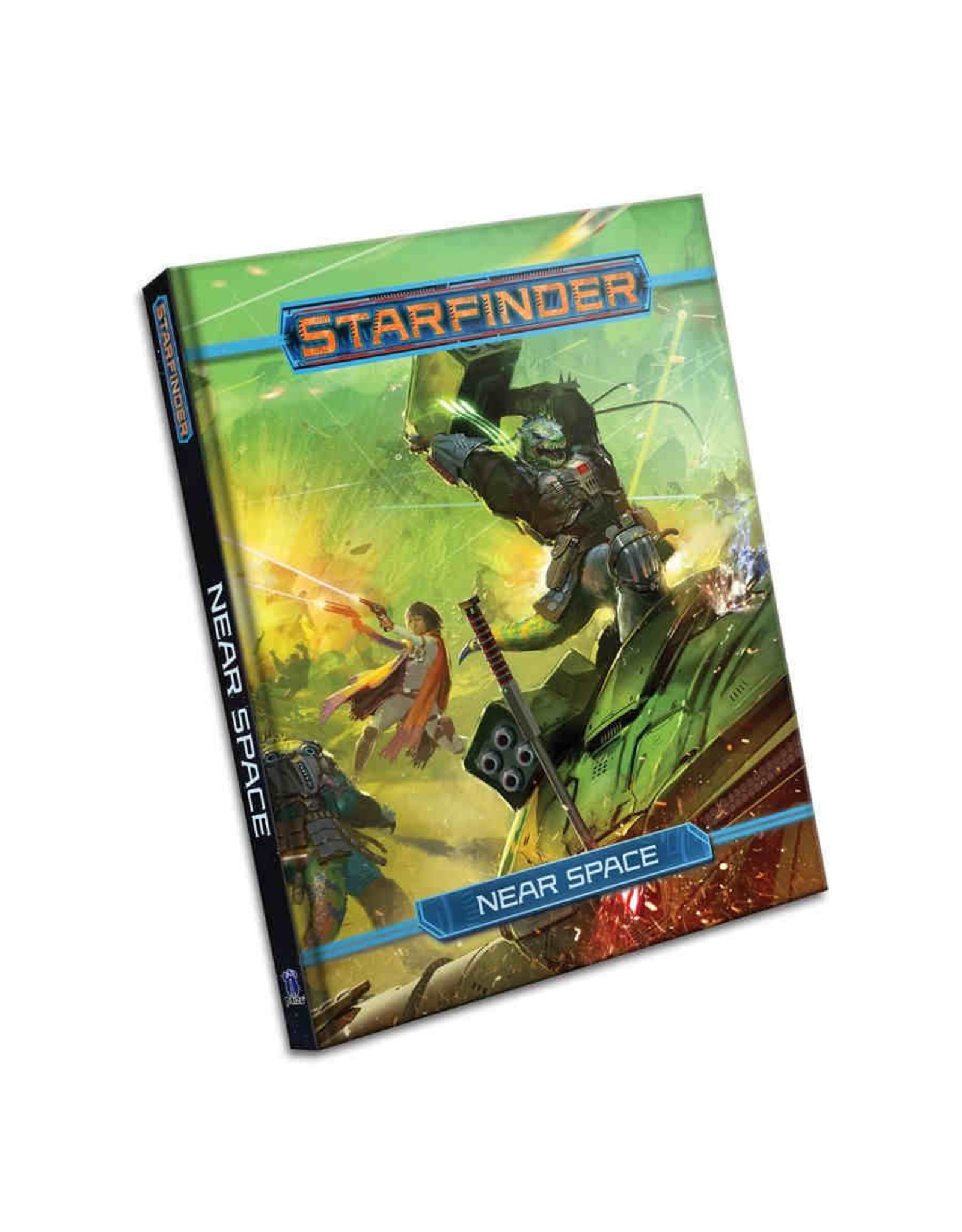 Paizo Starfinder: Near Space
