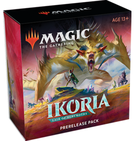 Wizards of the Coast Ikoria: Lair of Behemoths Prerelease Kit