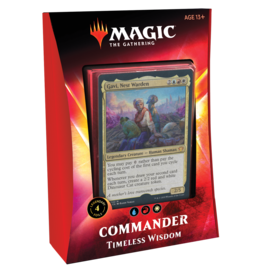 Wizards of the Coast Magic: Commander 2020 Deck - Timeless Wisdom