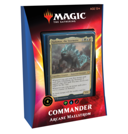 Wizards of the Coast Magic: Commander 2020 Deck - Arcane Maelstrom