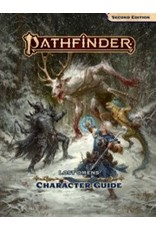 Paizo Pathfinder 2E: Lost Omens Character Guide