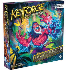 Fantasy Flight Games PREORDER KeyForge: Mass Mutation Two-Player Starter