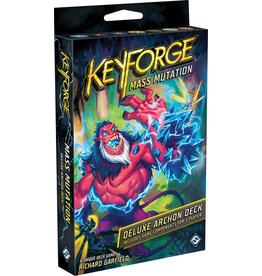 Fantasy Flight Games PREORDER KeyForge: Mass Mutation Deluxe deck