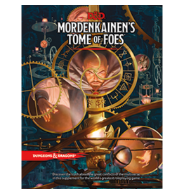 GaleForce Nine D&D 5th Edition: Monster Cards - Mordenkainen's Tome of Foes