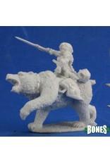 Reaper Bones: Ursula Dwarven Bear Rider