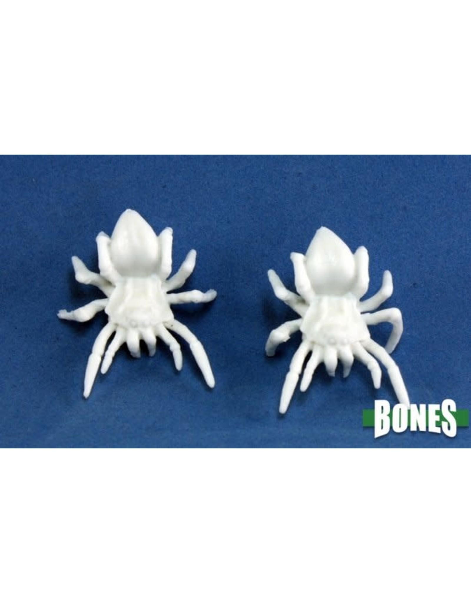 Reaper Bones: Vermin: Spiders (2)