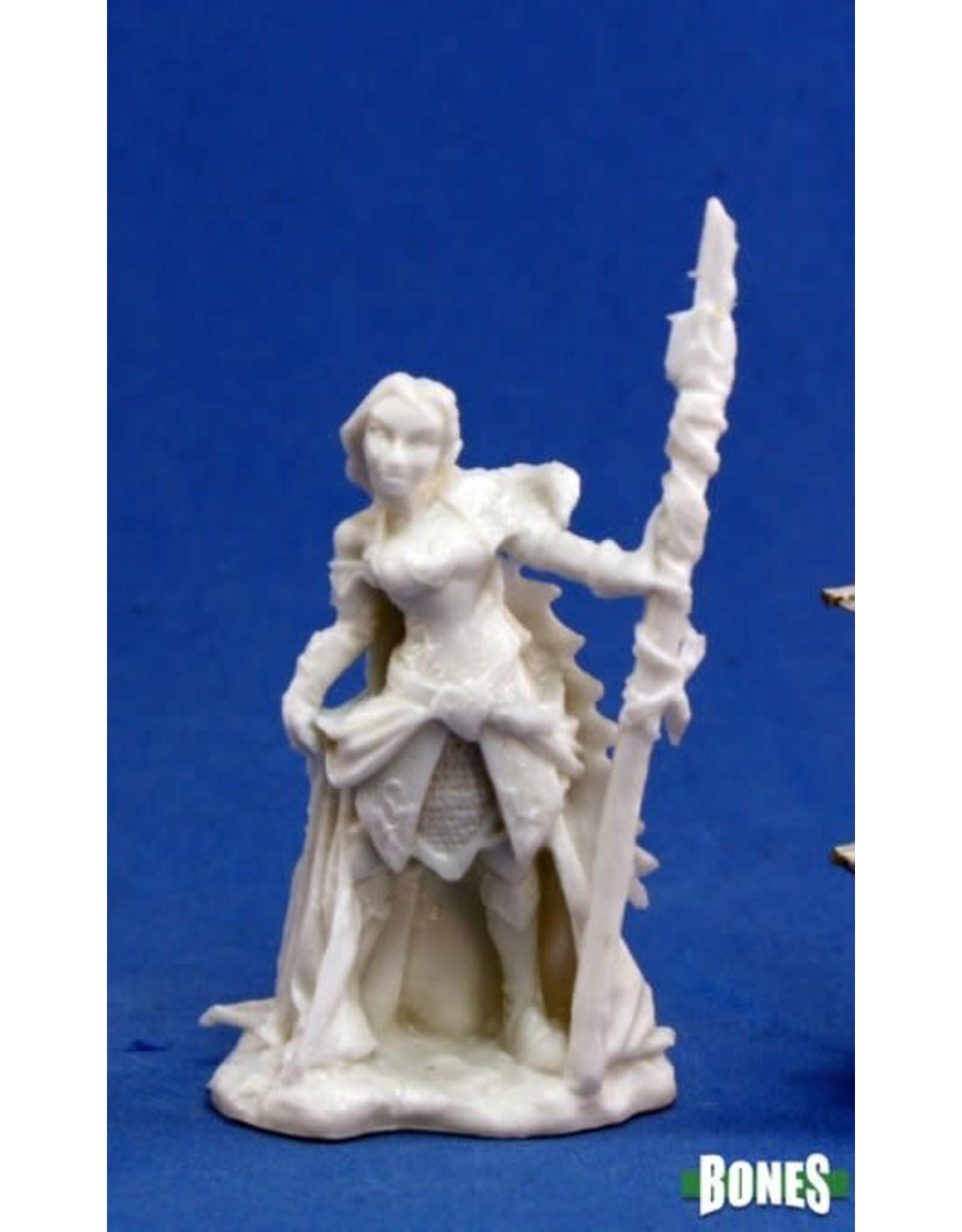 Reaper Dark Heaven Bones: Devona Female Wizard