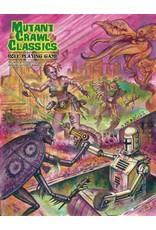 Goodman Games Mutant Crawl Classics RPG
