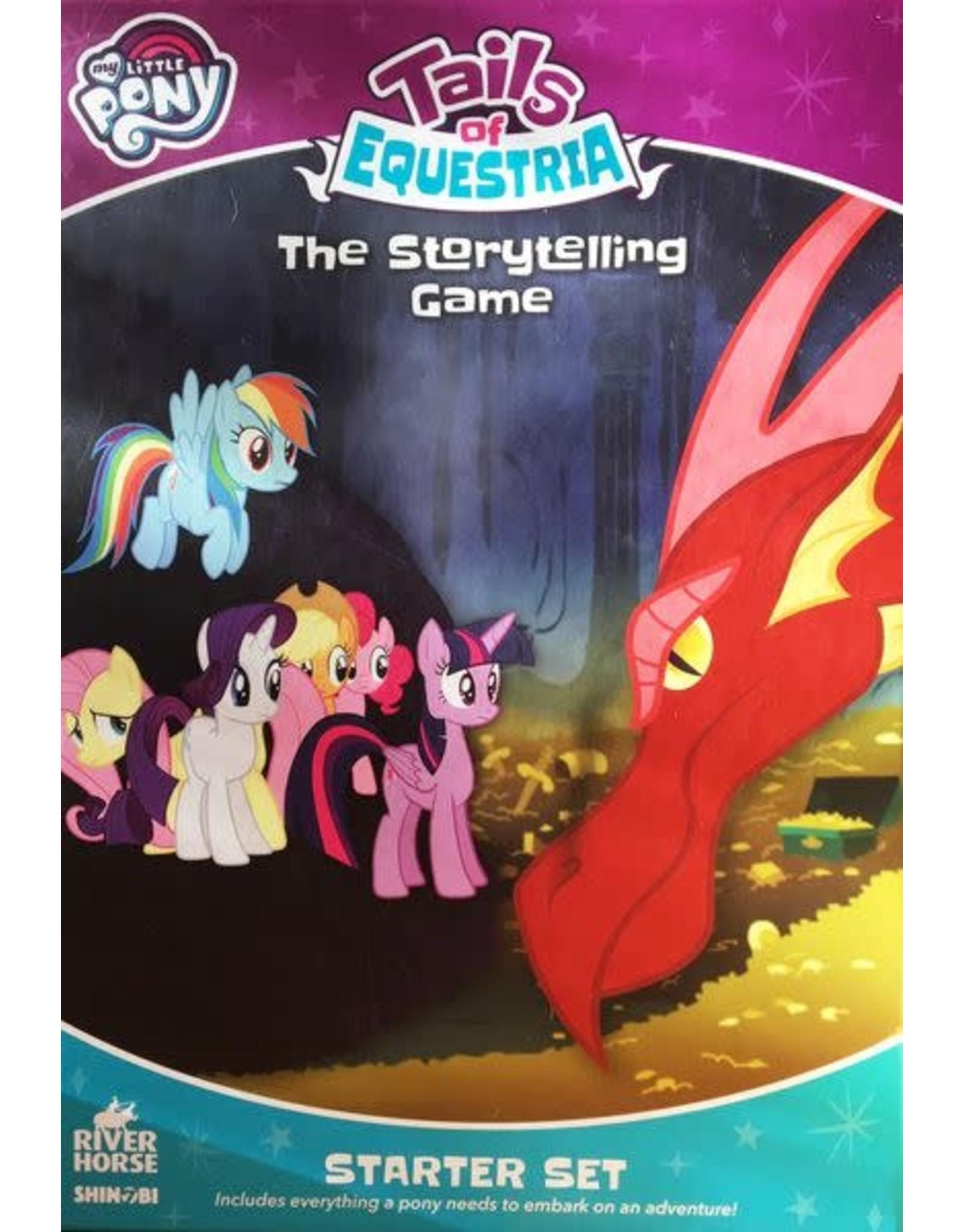 Shinobi 7 My Little Pony: Tails of Equestria RPG - Starter Set