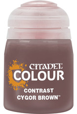 Games Workshop CONTRAST: CYGOR BROWN (18ML)
